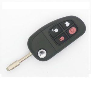 reparar llave mando jaguar s