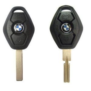 reparar llave mando bmw serie 7