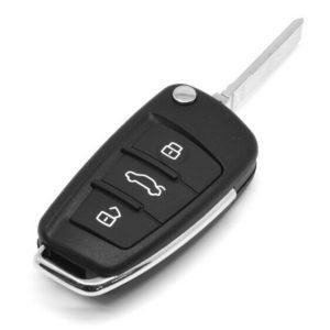 reparar llave mando audi tt