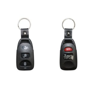 reparar mando llave hyundai accent