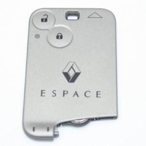 reparar tarjeta llave renault espace iv