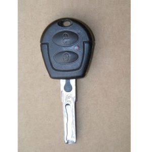 reparar llave mando seat toledo
