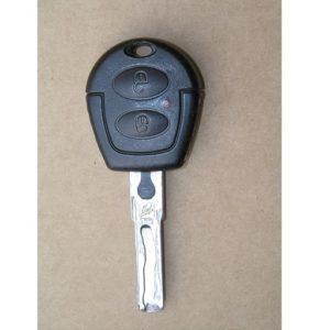 reparar llave mando ford galaxy