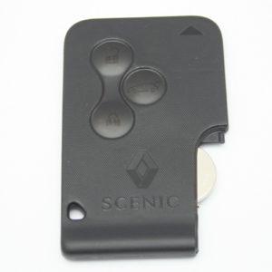 reparar llave tarjeta renault grand scenic II