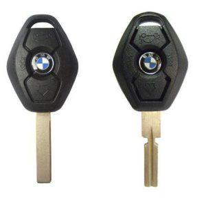 reparar llave mando bmw e83
